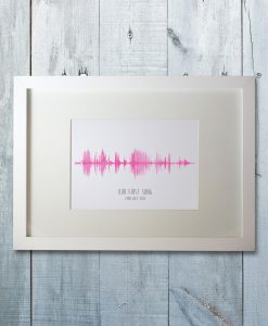 Personalised Sound Wave